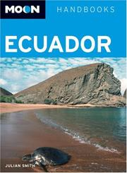 Cover of: Moon Handbooks Ecuador