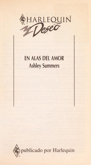 Cover of: En Alas Del Amor