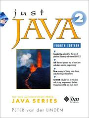 Cover of: Just Java 1.2