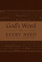 Cover of: God's Word for Every Need by
