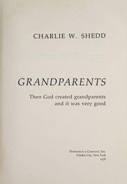 Cover of: Grandparents