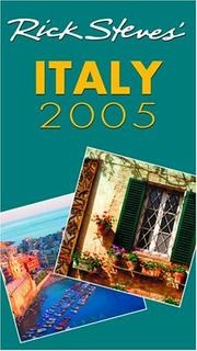 Cover of: Rick Steves' Italy 2005