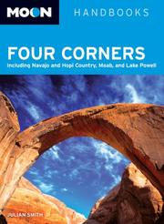 Cover of: Moon Handbooks Four Corners