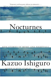 Cover of: Nocturnes: five stories of music and nightfall