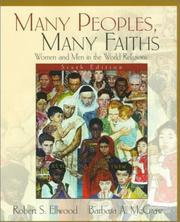 Cover of: Many People, Many Faiths | Robert S. Ellwood, Barbara A. McGraw