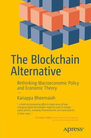 Cover of: The Blockchain Alternative |