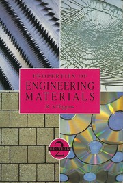 The properties of engineering materials by Raymond Aurelius Higgins