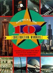 Cover of: America's top 10 construction wonders