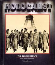 Cover of: The Blaze Engulfs, Vol.3: January 1939 to December 1941 (Holocaust (Woodbridge, Conn.), Bk. 3.)