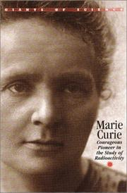 Cover of: Giants of Science - Marie Curie (Giants of Science)