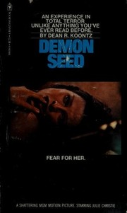Cover of: Demon seed