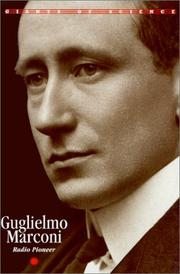Cover of: Giants of Science - Guglielmo Marconi (Giants of Science)