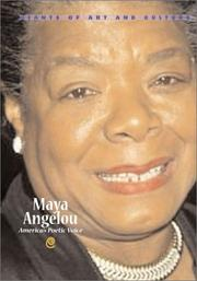 Maya Angelou by Nancy Shuker