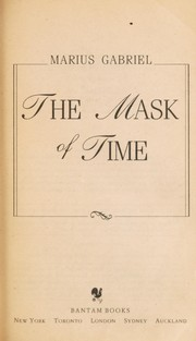 Cover of: The mask of time