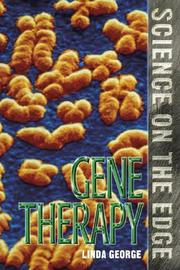Cover of: Science on the Edge - Gene Therapy (Science on the Edge)