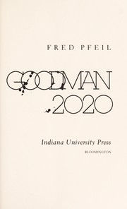 Cover of: Goodman 2020