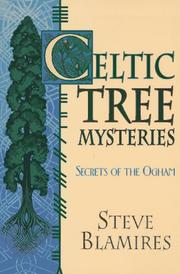 Cover of: Celtic Tree Mysteries