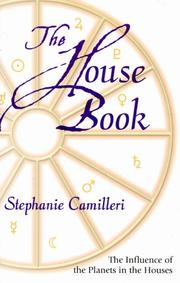 Cover of: The house book