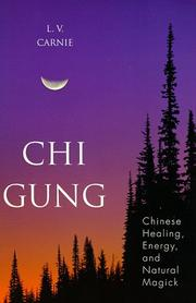 Cover of: Chi Gung | L.V. Carnie