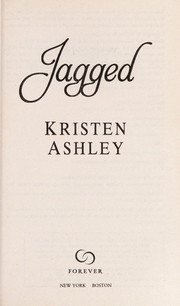 Cover of: Jagged | Kristen Ashley