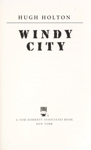 Cover of: Windy city