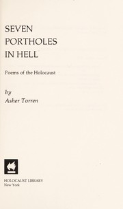 Cover of: Seven portholes in hell
