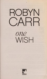 Cover of: One wish