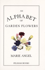 Cover of: An alphabet of garden flowers