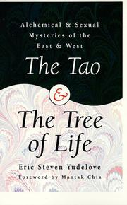 Cover of: The tao & the tree of life