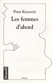 Cover of: Les femmes d'abord