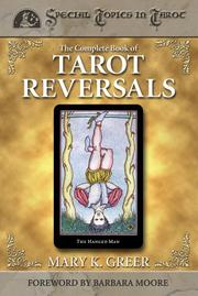 Cover of: The Complete Book of Tarot Reversals