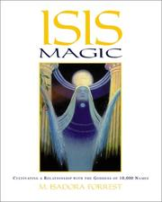Cover of: Isis Magic