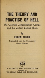 Cover of: The theory and practice of hell