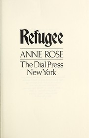 Cover of: Refugee