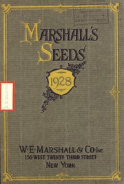 Cover of: Marshall
