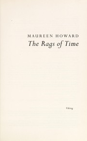 Cover of: The rags of time: a novel
