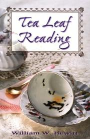 Cover of: Tea leaf reading