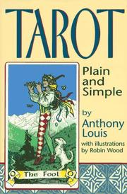 Cover of: Tarot Plain & Simple