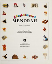 Cover of: The animated menorah : travels on a space dreidel |