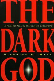 Cover of: The dark god