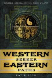 Cover of: Western Seeker, Eastern Path | David Pond