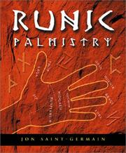 Cover of: Runic Palmistry