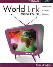 Cover of: World Link Video Course: Developing English Fluency | Susan Stempleski