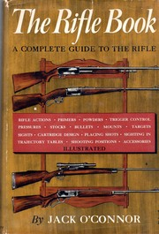 Cover of: The rifle book