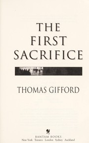 Cover of: The first sacrifice