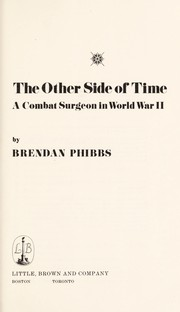 Cover of: The other side of time
