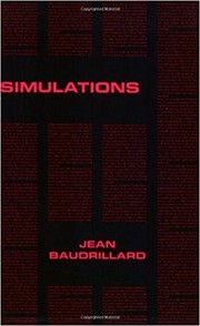 Cover of: Simulations