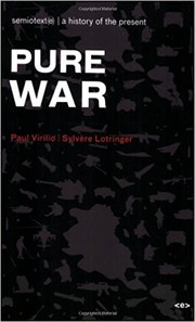 Cover of: Pure War
