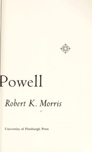 Cover of: The novels of Anthony Powell