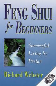 Cover of: Feng shui for beginners